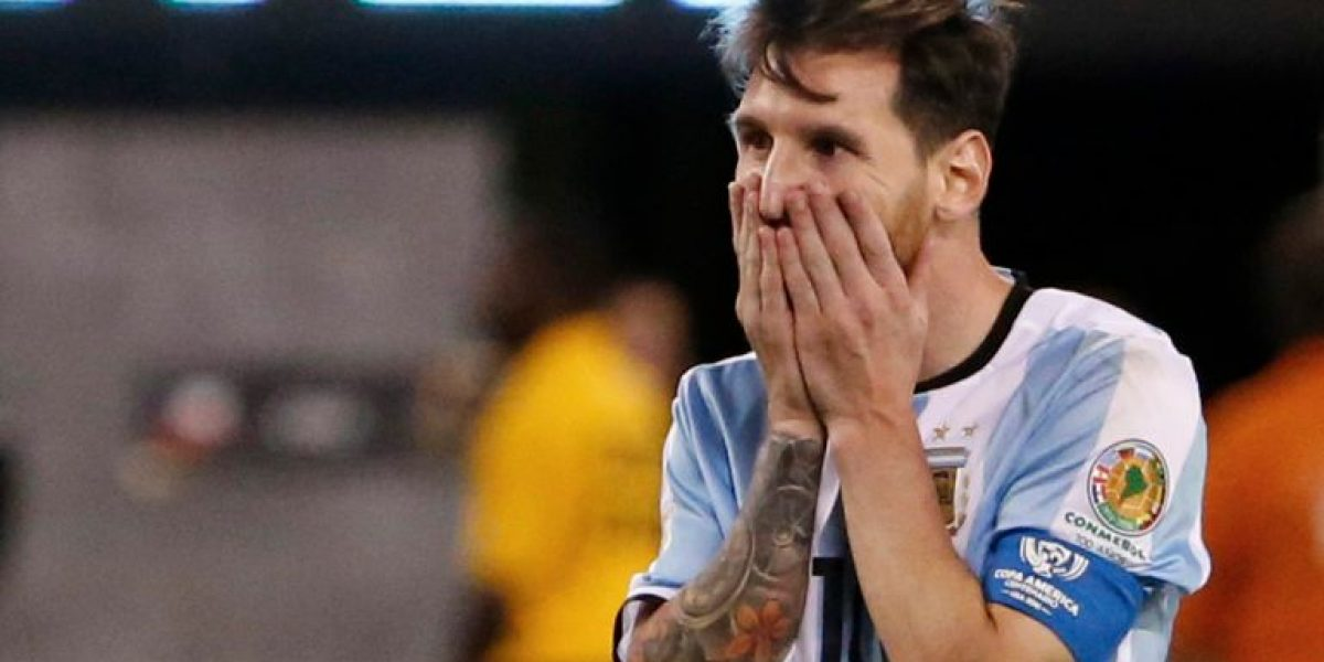 Lionel Messi y la selección Argentina estuvieron a 18 minutos de morir