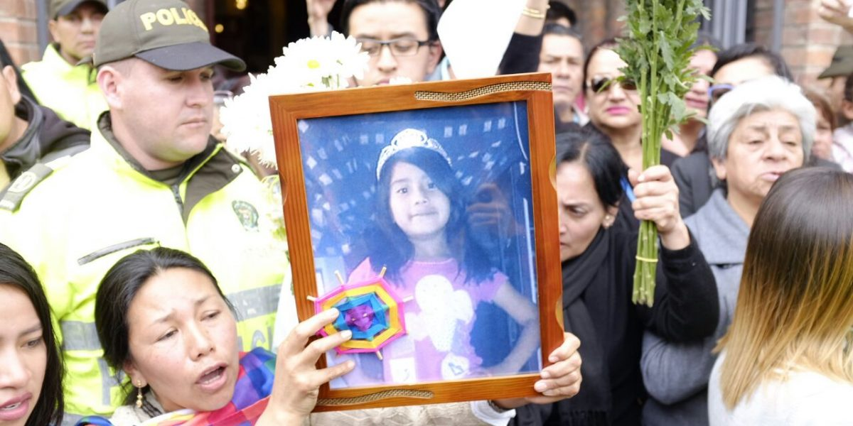Indígenas pedirán caso de Yuliana Samboní si justicia ordinaria no actúa