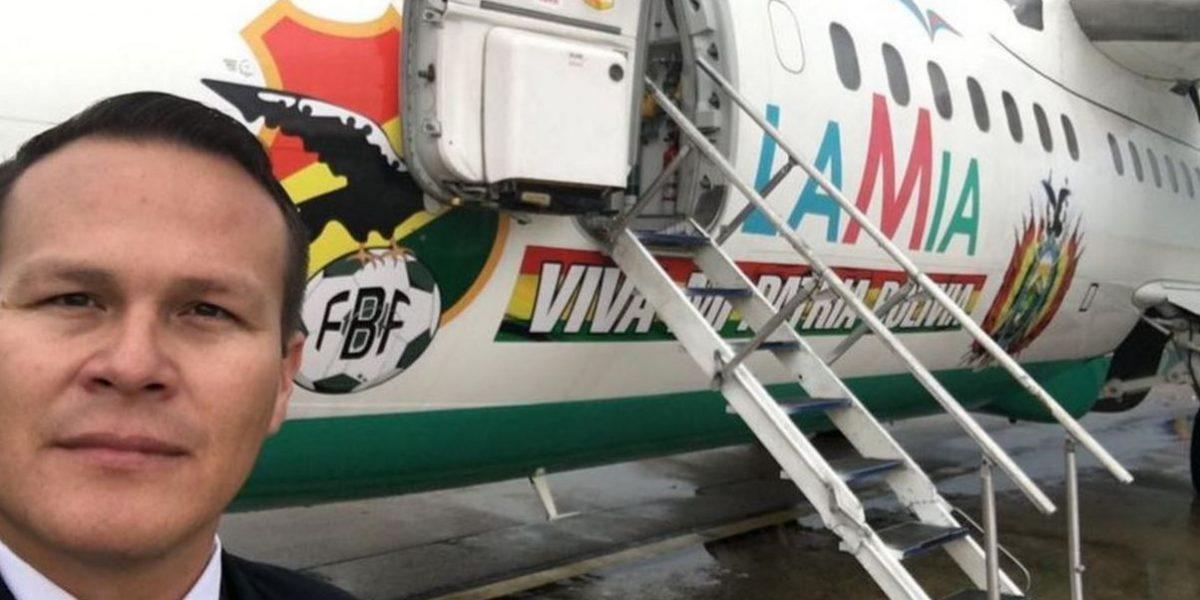 Esposa del piloto de LaMia habló y culpó a la controladora de Rionegro