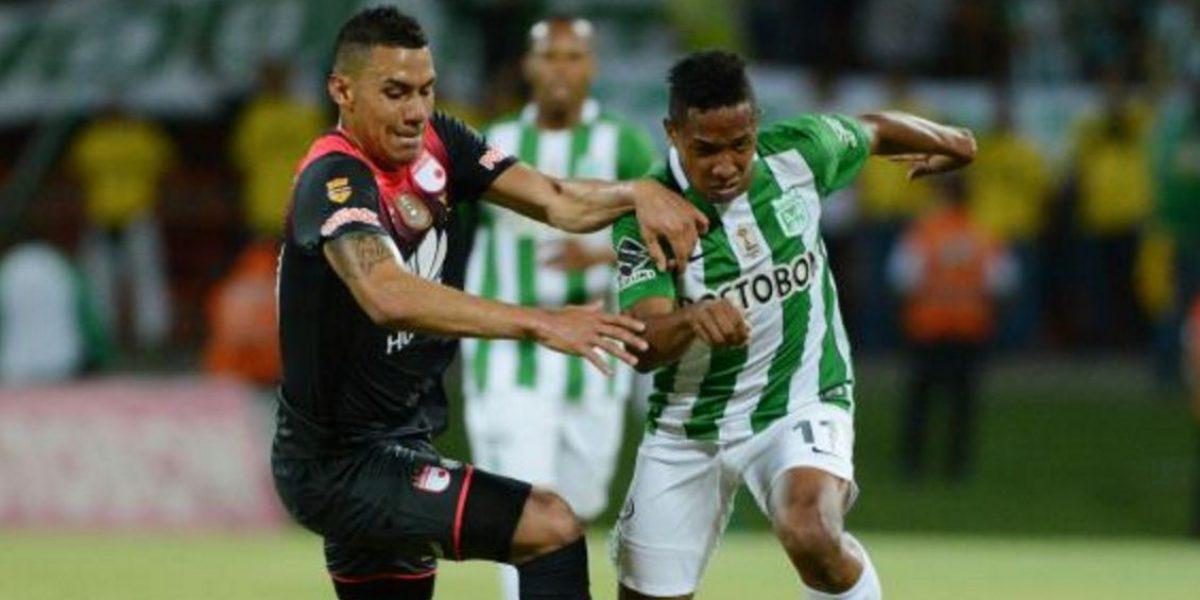 La juvenil de Atlético Nacional vs. Santa Fe: solo hay lugar para uno