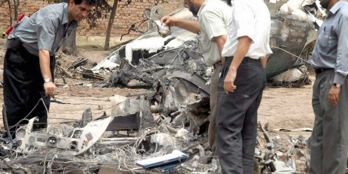 Un avión se estrella en Pakistán con 40 personas a bordo