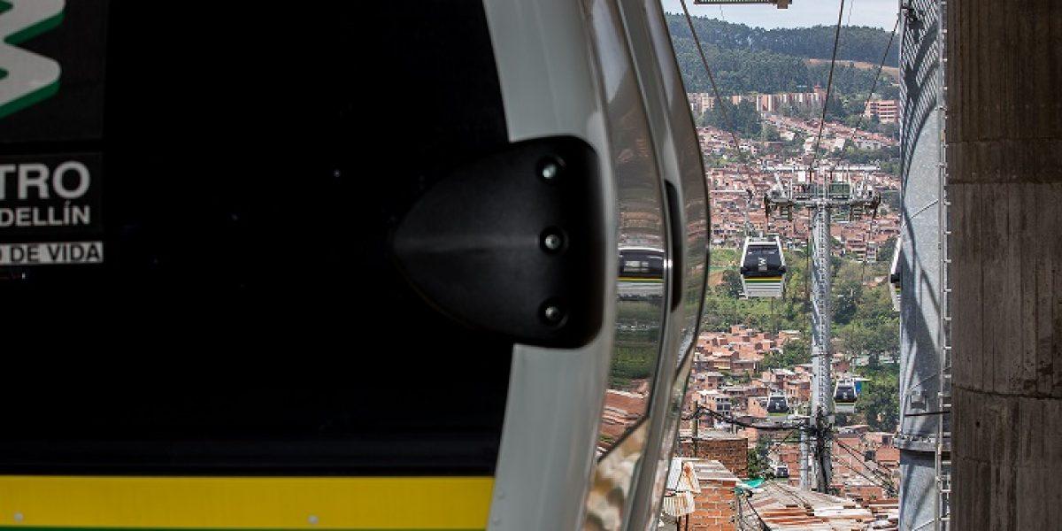 Esté atento a los cierres viales y al horario del Metro de Medellín