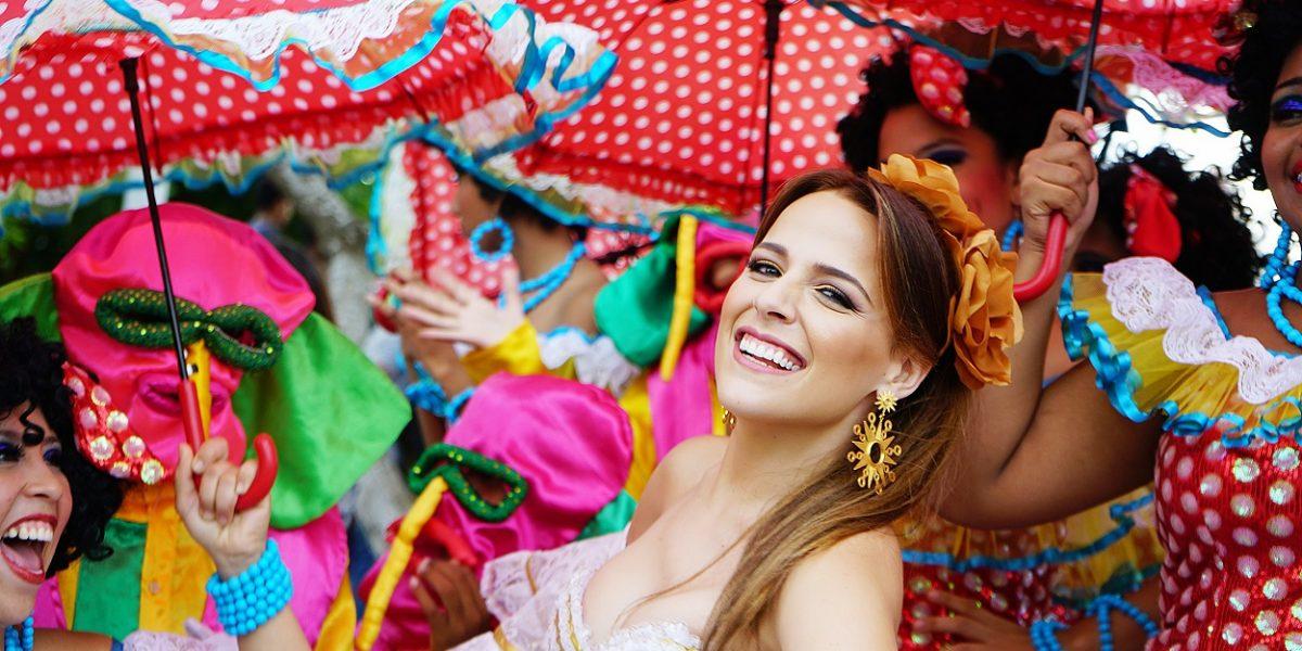 Trabajaré por el rescate de las verbenas: Reina del Carnaval de Barranquilla