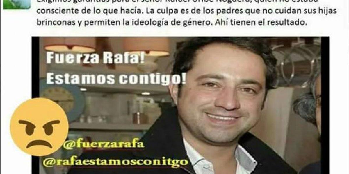 Cabal dice que seguidores de Petro crearon falso trino en el que apoya a Rafael Uribe