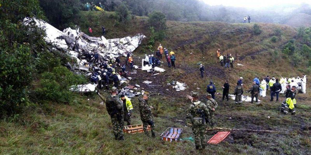 Ruschel regresará a Brasil: así se recuperan víctimas del accidente de Chapecoense