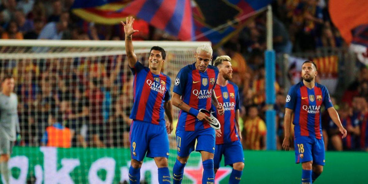 El Barça anuncia formalmente ayuda al equipo Chapecoense