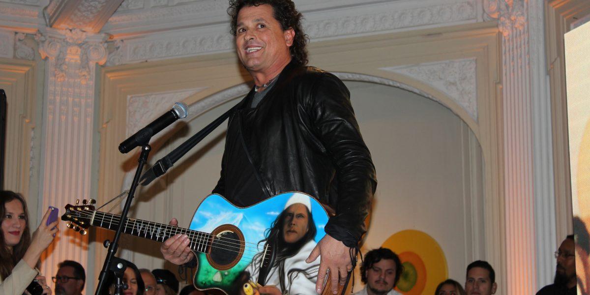 Carlos Vives dice que algunas canciones de Maluma son