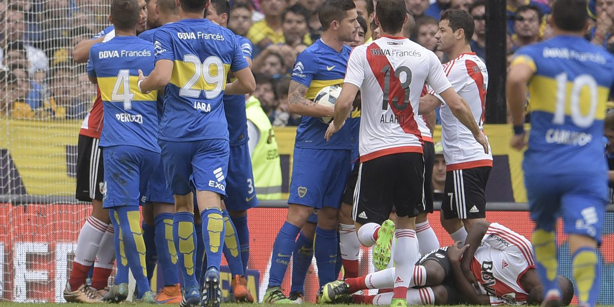 River Plate vs. Boca Juniors: el superclásico argentino de nuevo con olor a café
