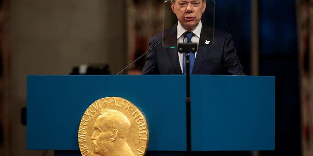 Los cinco momentos más emotivos del discurso de Santos
