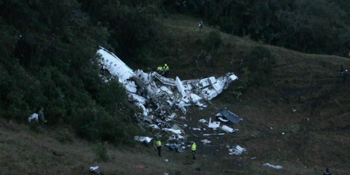 Ruschel y Henzel, sobrevivientes de tragedia aérea, alistan regreso a Brasil