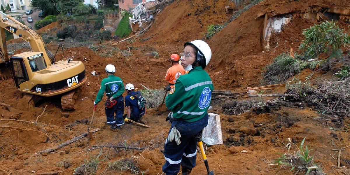 150 personas atrapadas en la vía que comunica a Boyacá con Arauca