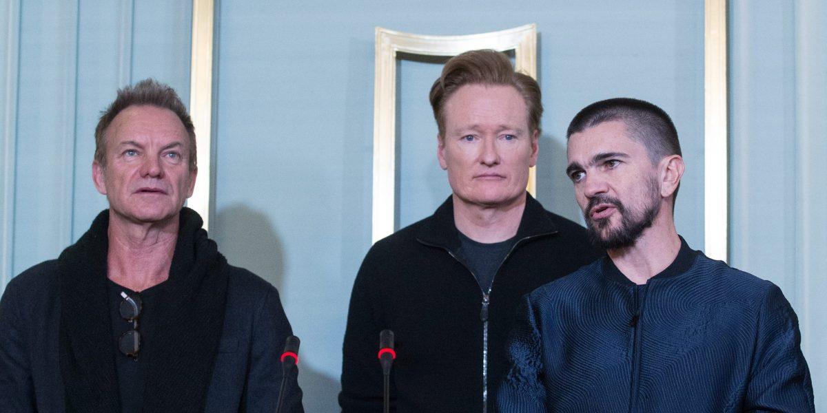 """""""Nací en 1972 y no sabía lo que es vivir en un país en paz"""": Juanes en Oslo"""
