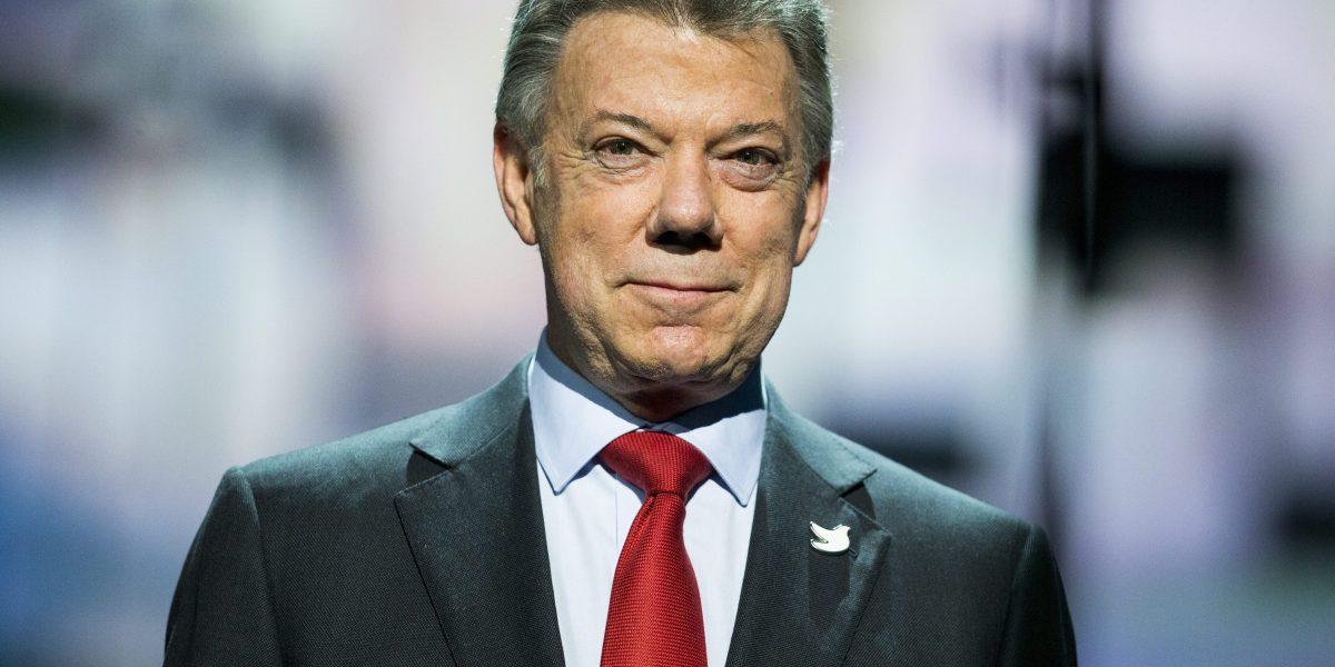 Es oficial: presidente Santos sancionó la ley de reforma tributaria