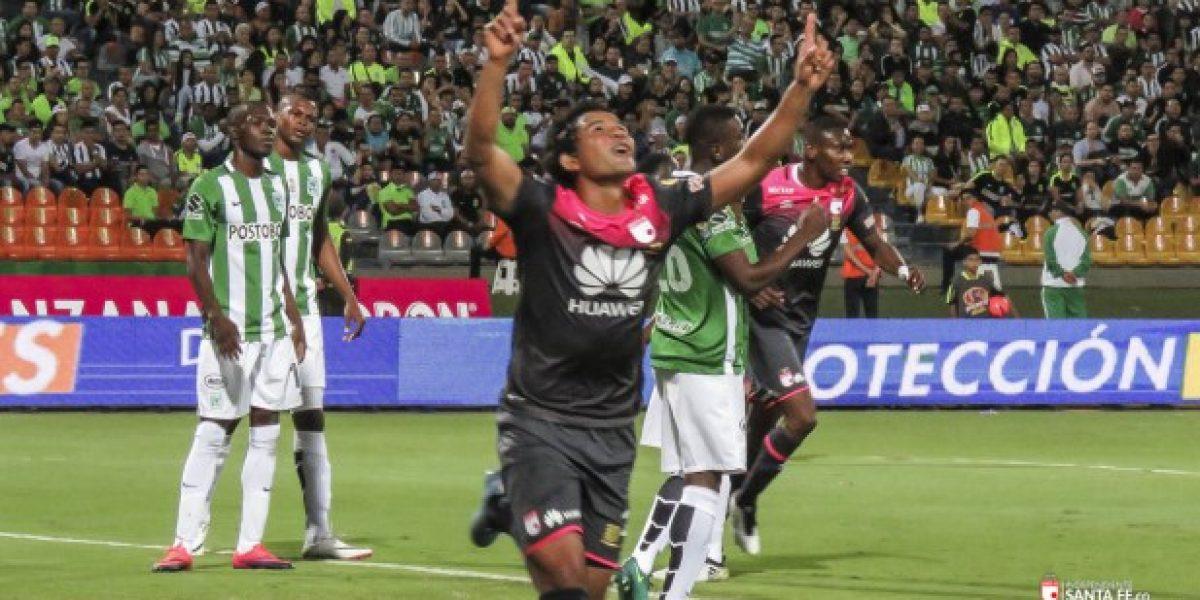 El partido de ida de la final entre Tolima y Santa Fe ya tiene horario