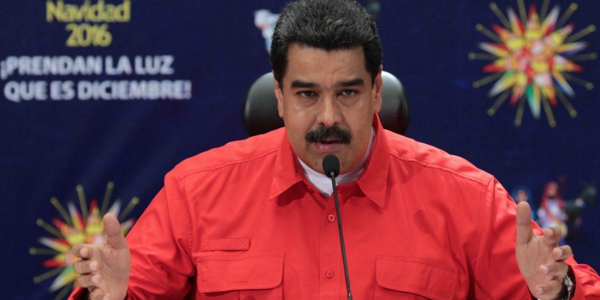 Maduro ordena nuevamente cerrar la frontera con Colombia para atacar las mafias