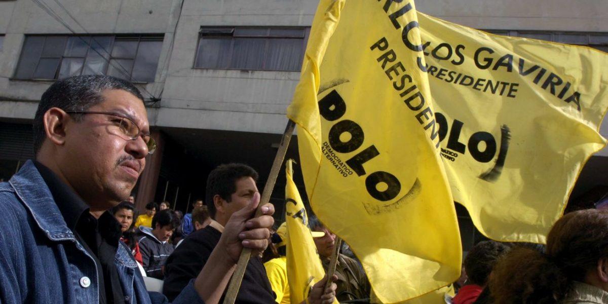 Polo Democrático se divide por propuesta de las Farc sobre un gobierno de transición