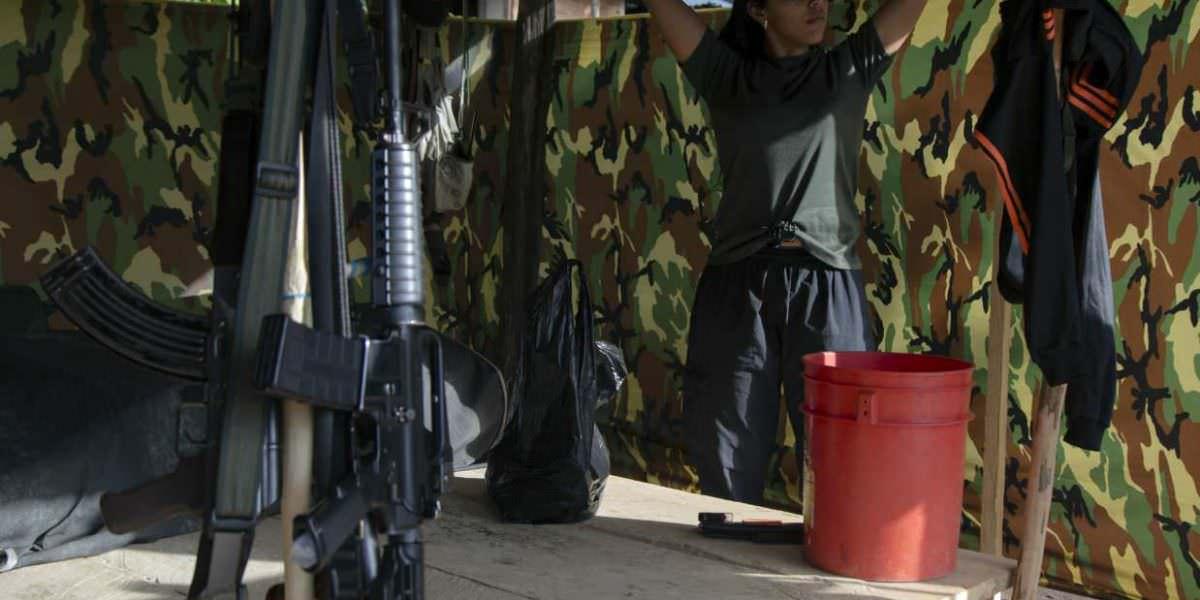 Farc empiezan inventario de sus armas para entregarlas a la ONU