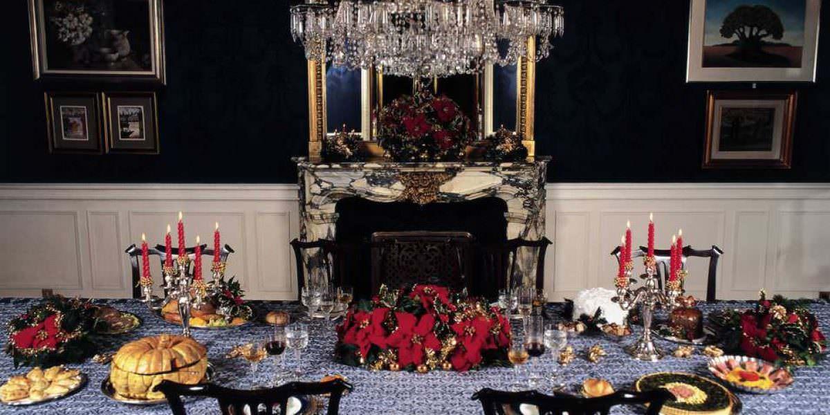 Aprenda a decorar la mesa para la noche de navidad en cinco pasos publimetro colombia - Decorar mesas navidenas ...
