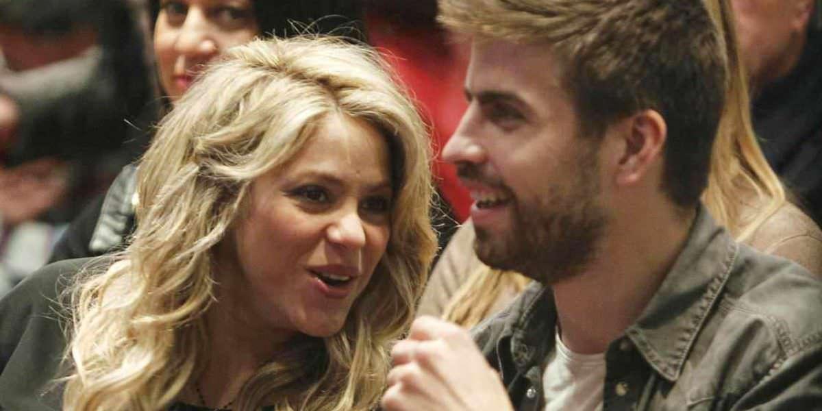 Críticas por broma de Piqué con Shakira