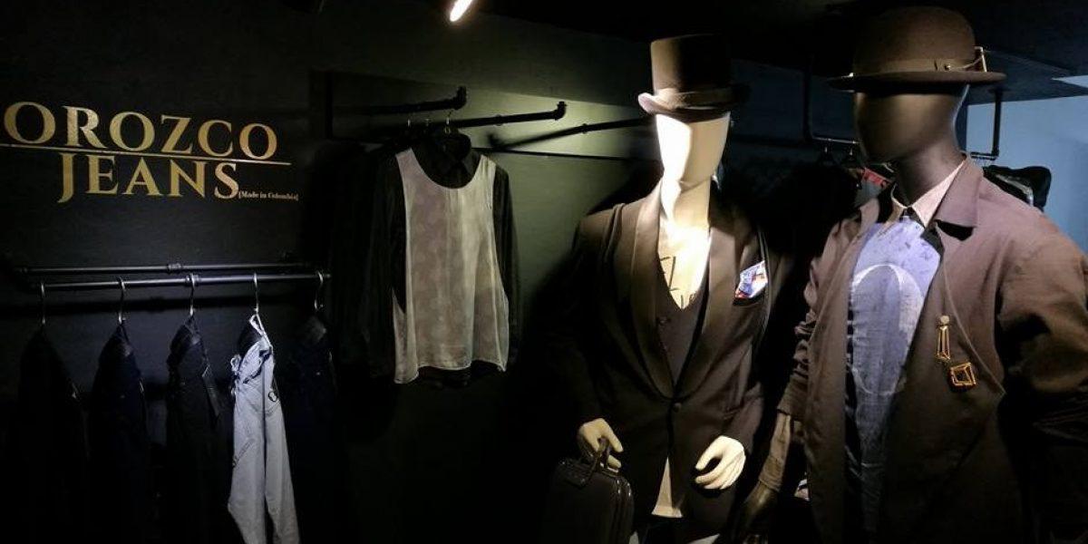 Roban tienda del diseñador Jorge Orozco en Bogotá