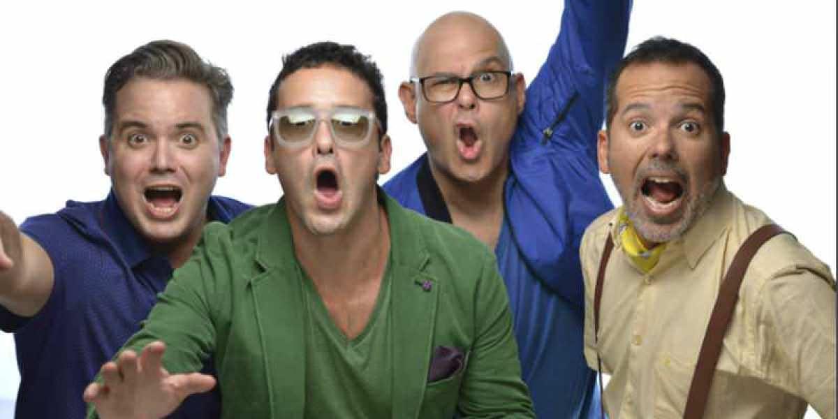 Los Amigos Invisibles estrenan videoclip para Dame el Mambo