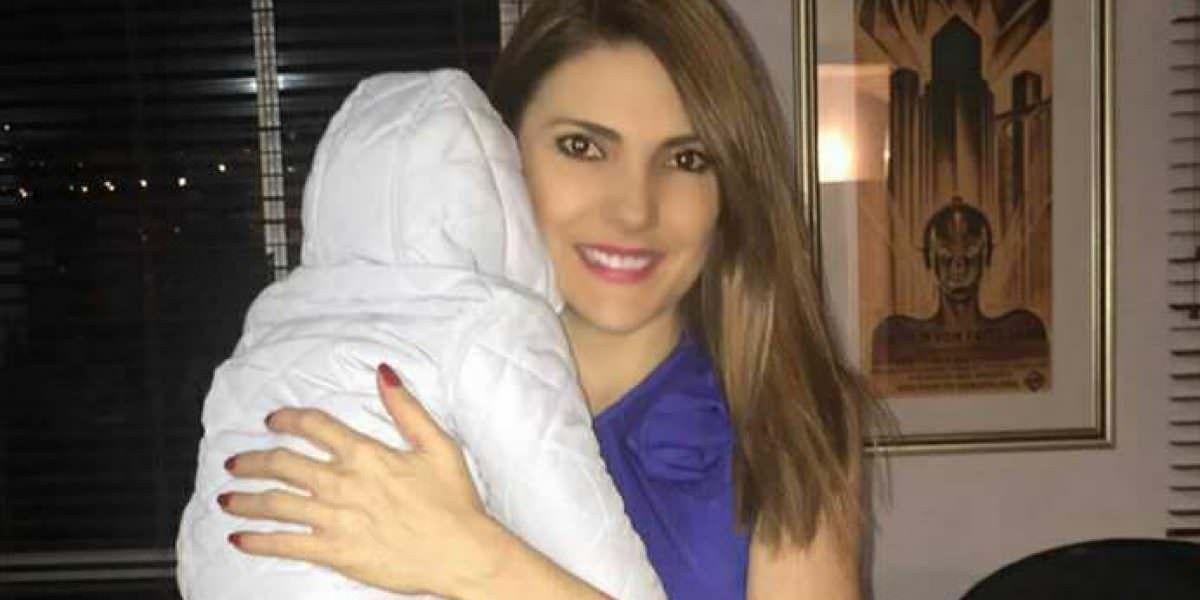 Ana Karina soto habla de la enfermedad de su hijo