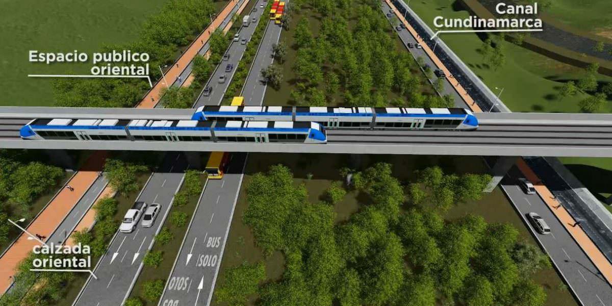 Se invertirán $9,6 billones en la primera línea del metro de Bogotá