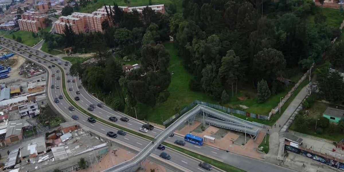 En 2018 iniciarán las obras de importantes vías para Bogotá