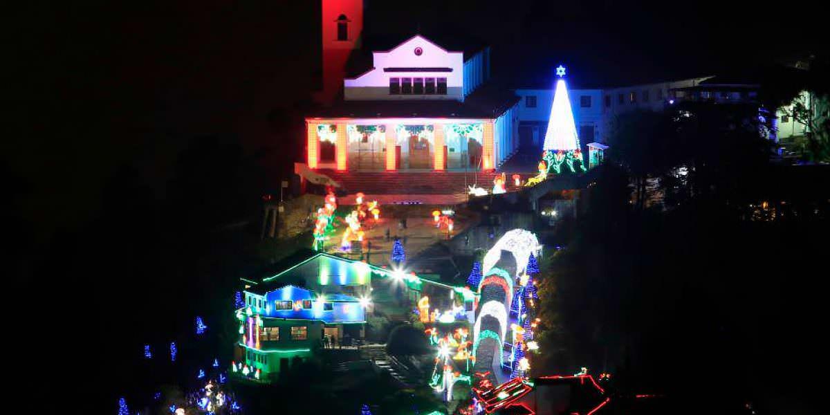 Encienda su Navidad: le contamos dónde ver luces en Bogotá