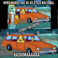 Memes de la eliminación de Nacional. Imagen Por: Tomado de Facebook