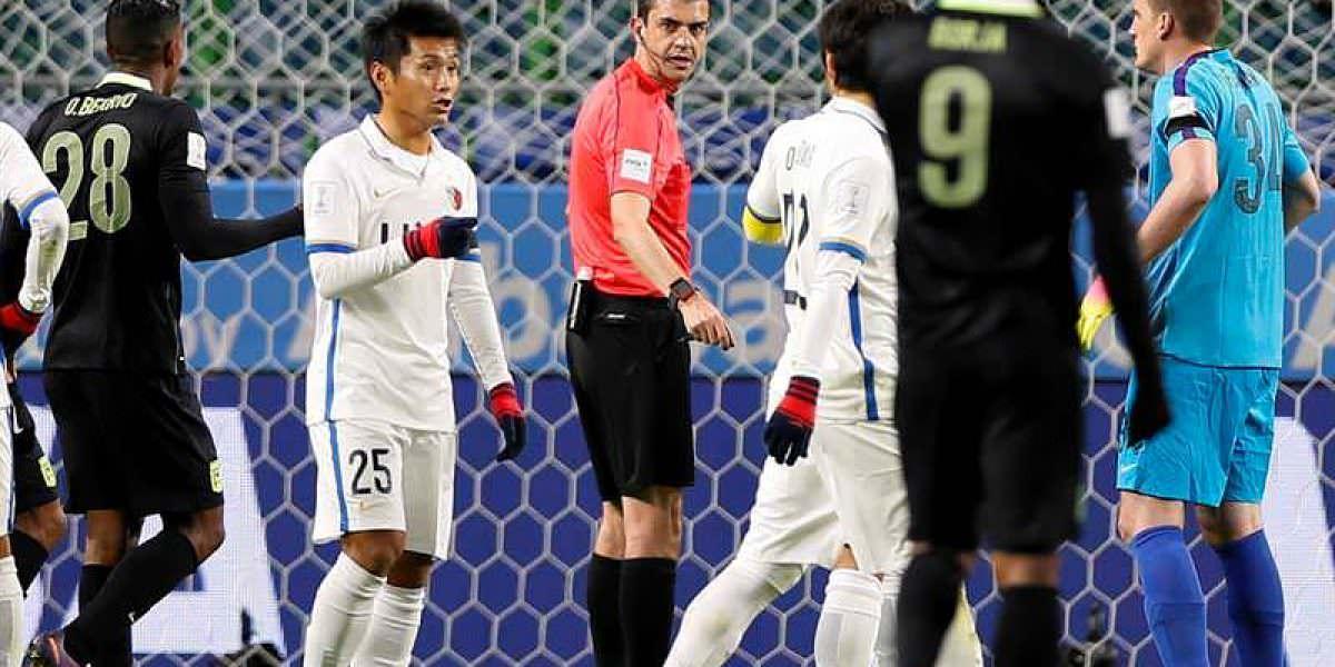 Conozca por qué no hubo fuera de lugar en el gol de Kashima ante Nacional