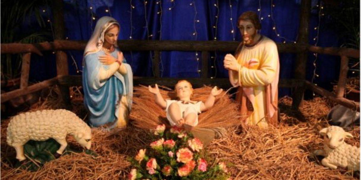 Novena de aguinaldos de Navidad: Día primero