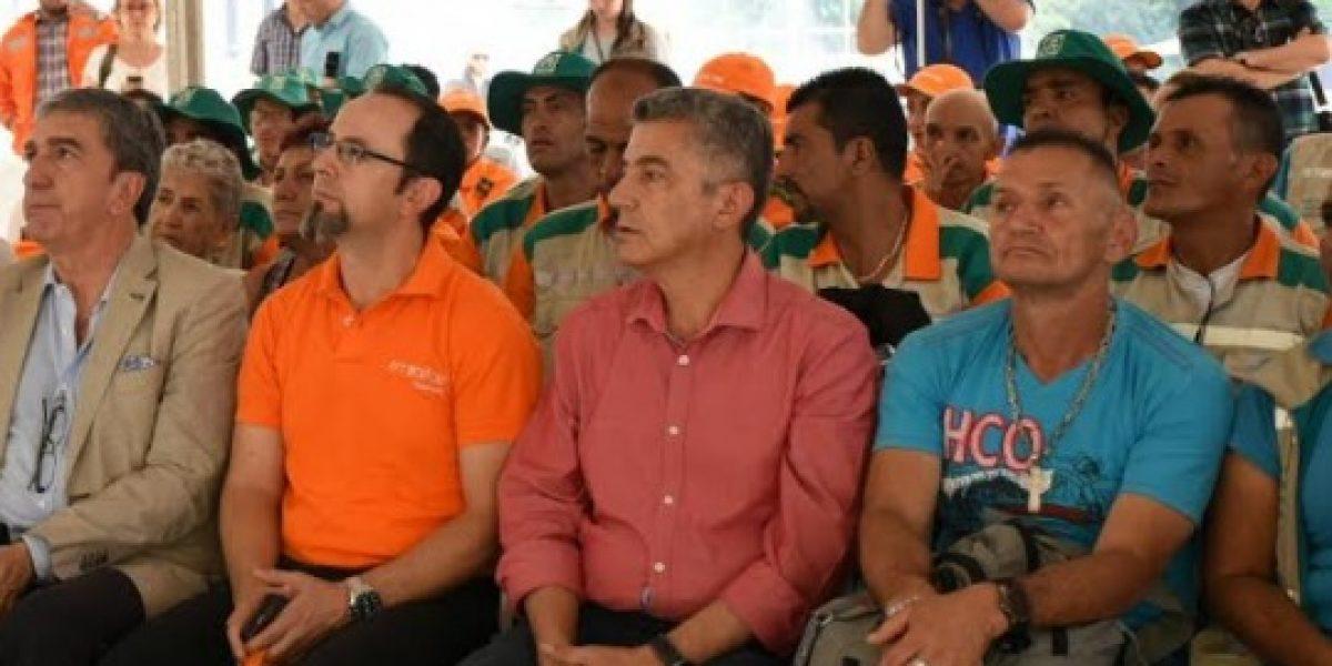 Más de cien habitantes de calle se han vinculado laboralmente en Medellín