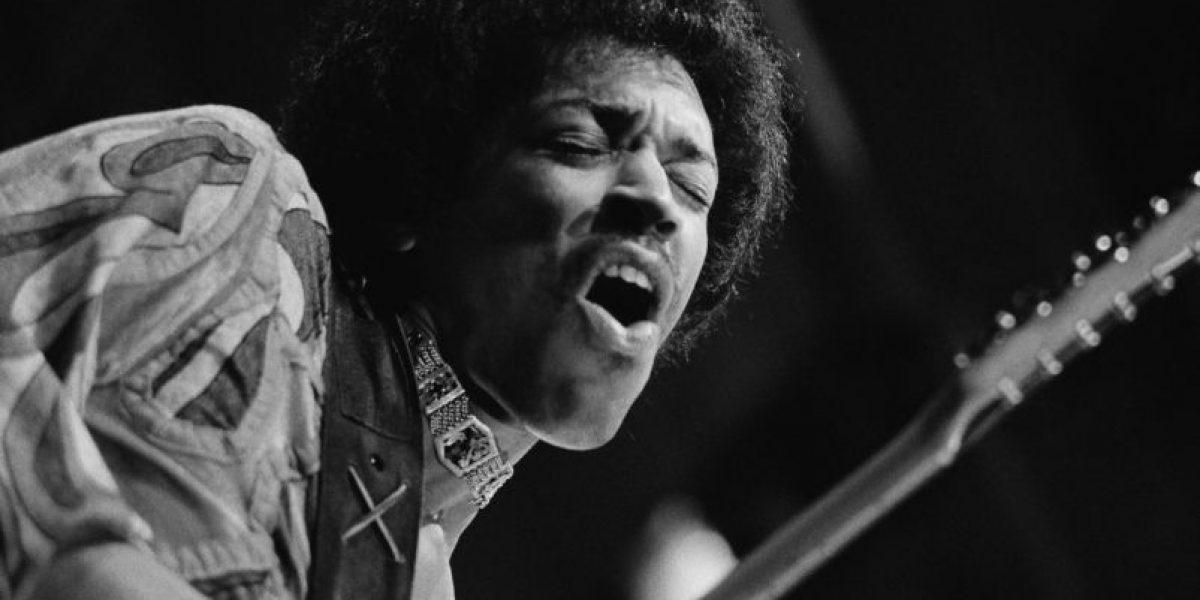 Salen a subasta en Londres las guitarras de Prince y Jimi Hendrix
