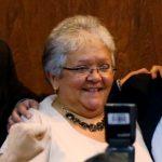 Imelda Daza - es una de las sobrevivientes del partido Unión Patriótica (UP), creado en 1985 y que fue víctima de una campaña de exterminio que costó la vida a más de 4.000 de sus miembros.
