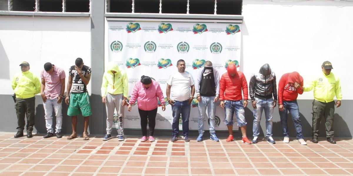 Desarticulan banda 'los queseros', implicados en más de 35 homicidios en Cali