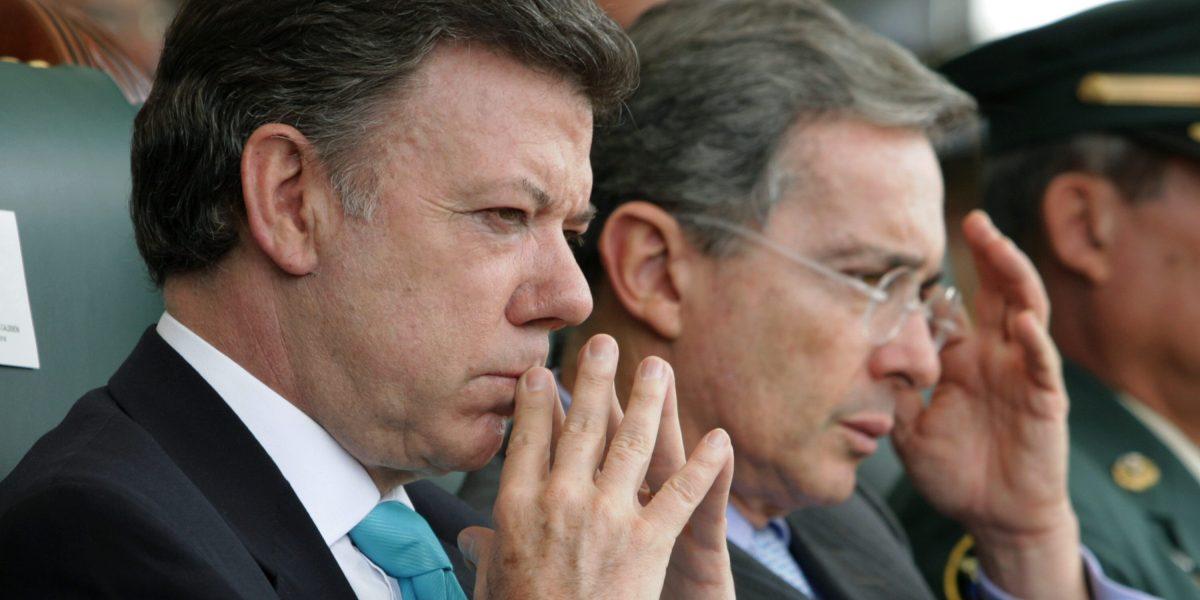 El papa Francisco mediará entre Santos y Uribe desde el Vaticano