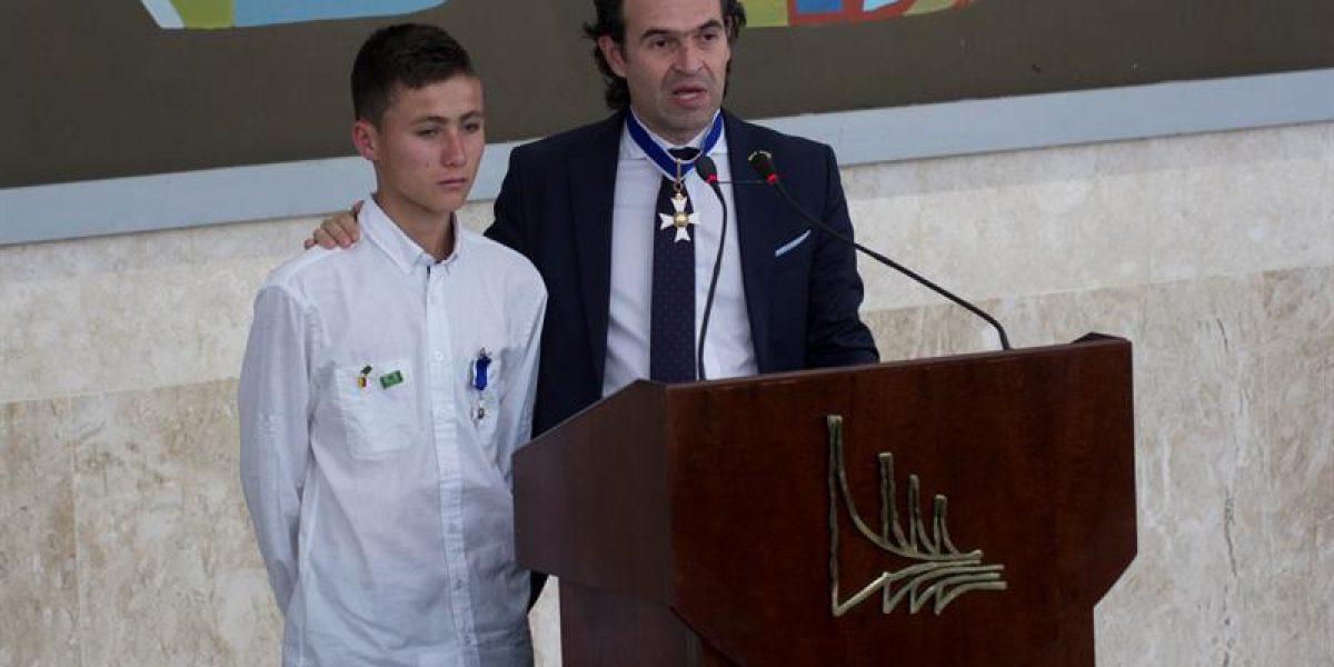 Brasil condecora a los héroes de la tragedia de Chapecoense