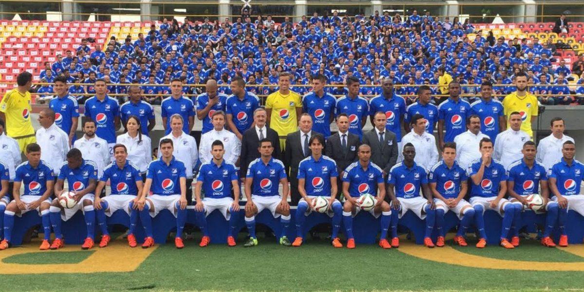 Carrascal y Quiñones de Millonarios para Junior en 2017