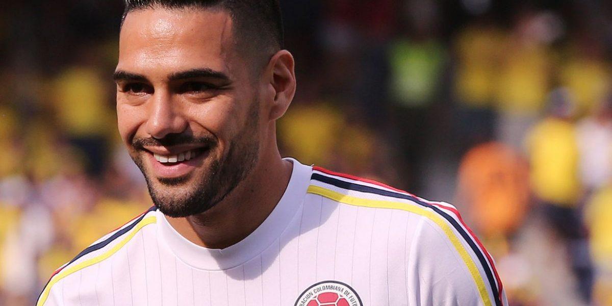 Falcao, el mejor delantero de las 5 grandes Ligas de Europa