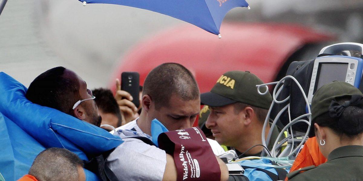 Neto, del Chapecoense, pisa Brasil con la posibilidad real de volver a jugar