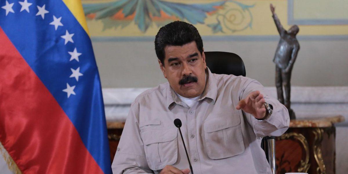 Maduro pide a Colombia y a