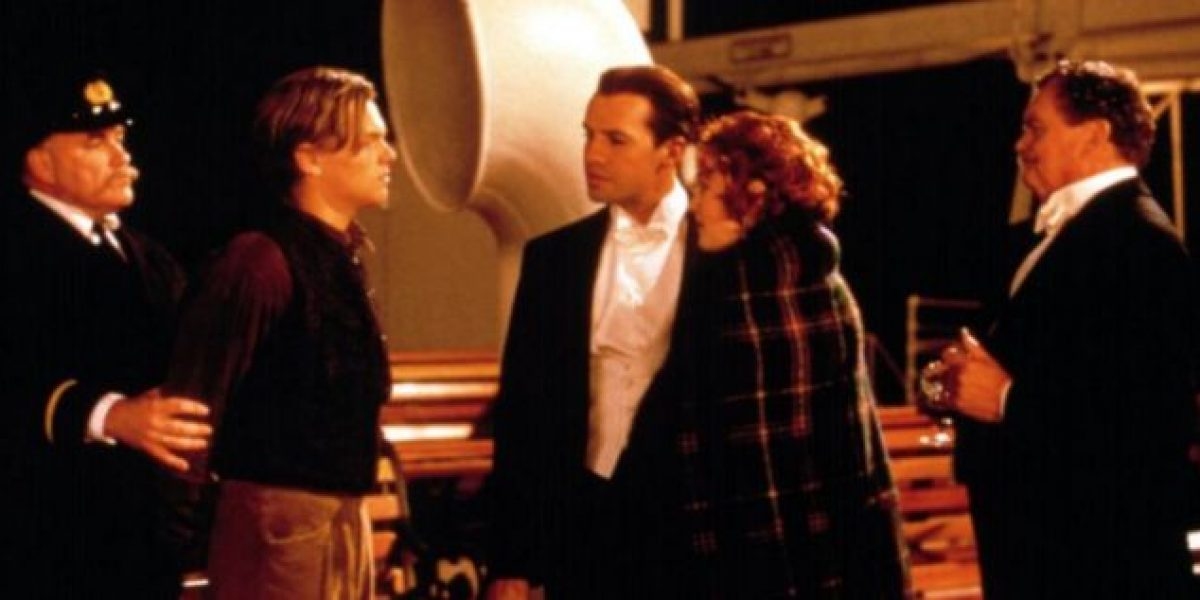 Murió actor que participó en la cinta Titanic de James Cameron