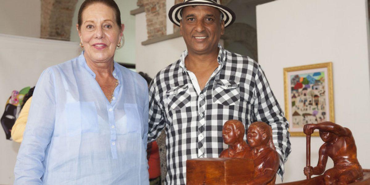Entrevista a Juan Cantillo ganador del Salón BAT de Arte Popular