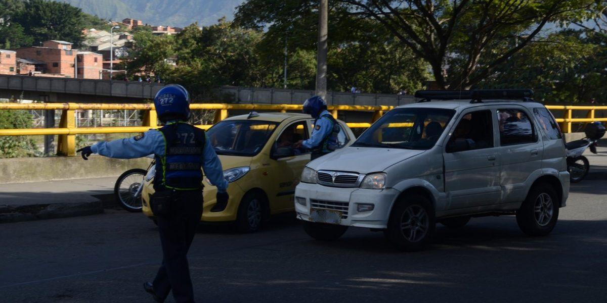Se suspende la medida de Pico y Placa en Medellín
