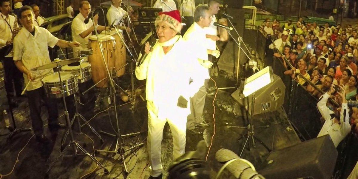 ¡Triste navidad! Murió Gustavo 'El Loco' Quintero