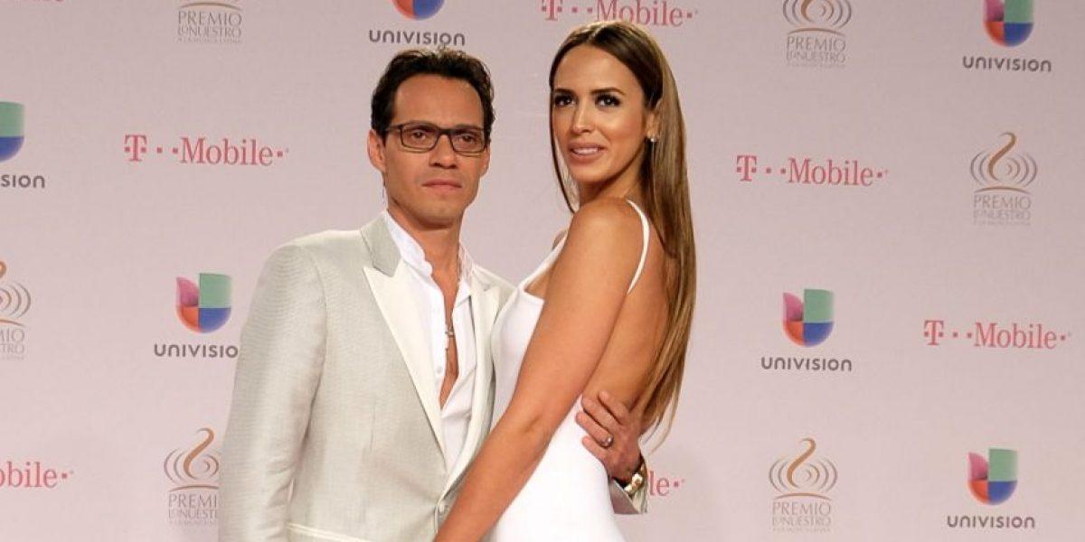 Marc Anthony y Shannon de Lima anuncian su separación