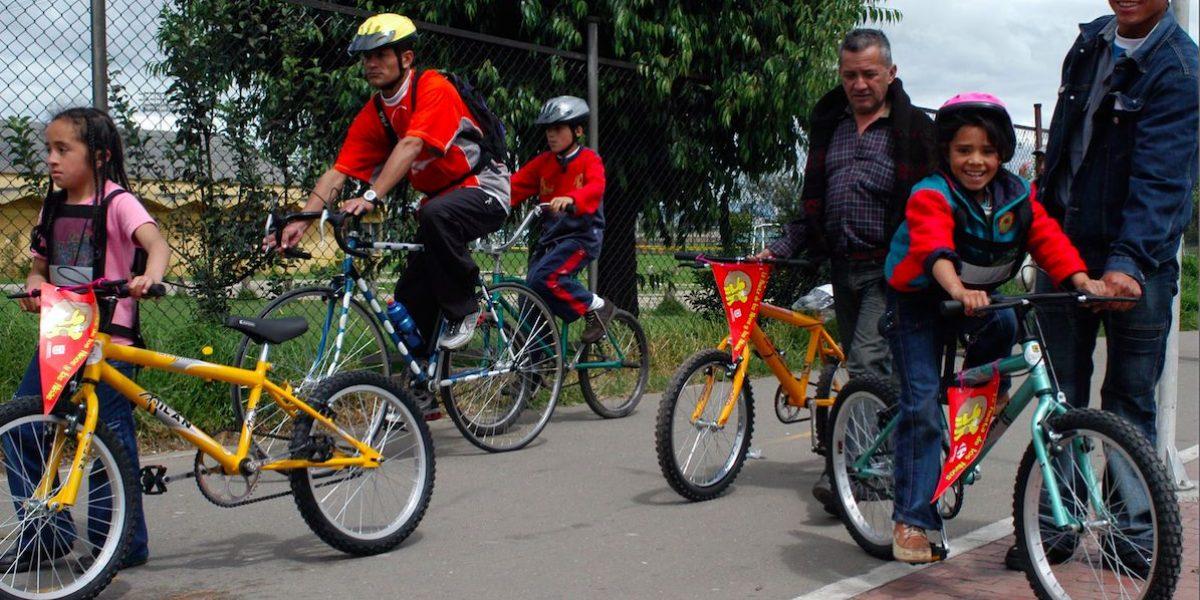 Top 10 de los mejores cicloparquederos de Bogotá