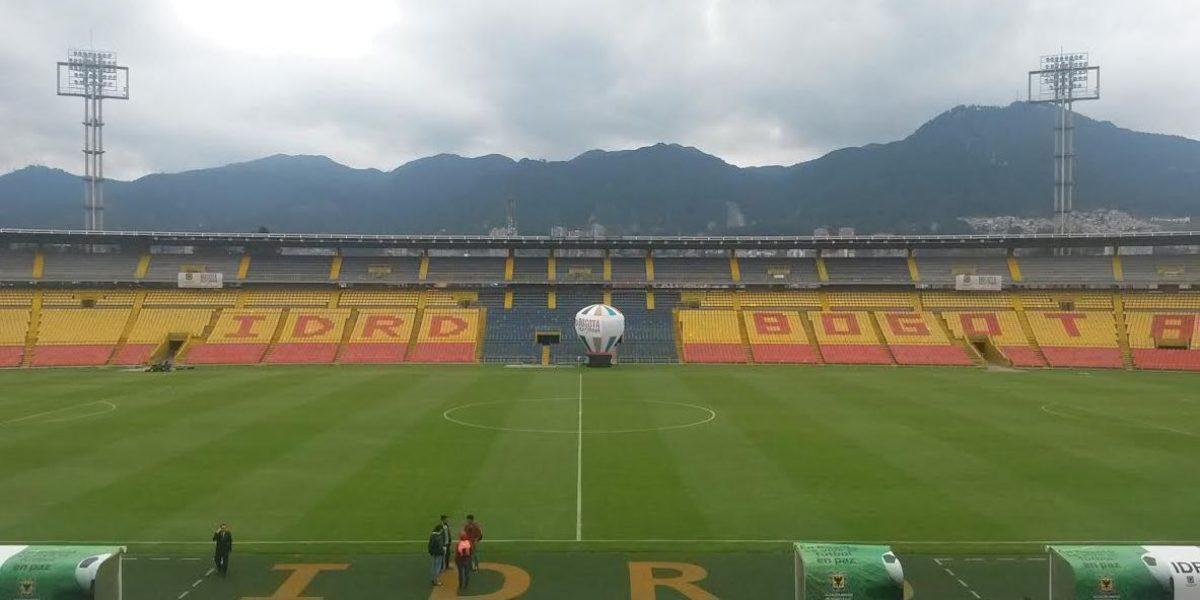 Llegó la hora del primer 'Día del Fútbol Bogotano'