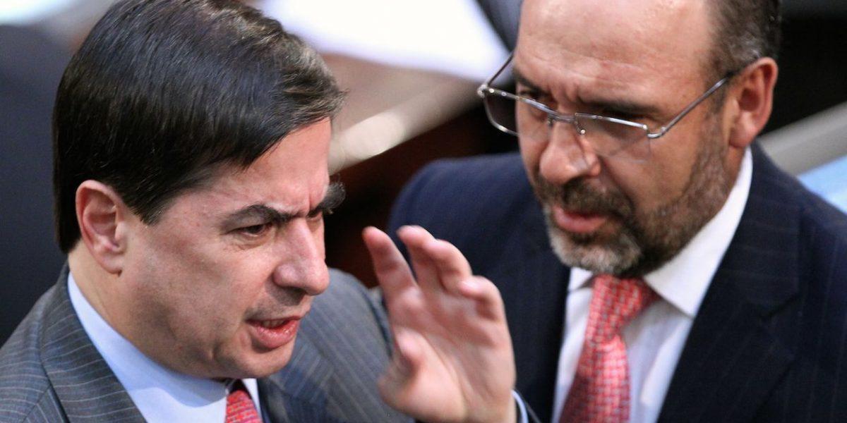 Ministro del interior rechaza comentarios del presidente Nicolás Maduro